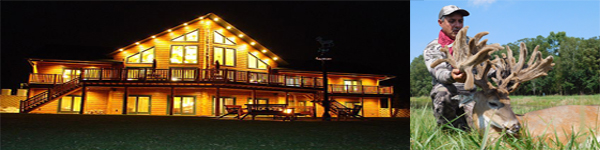 Autumn Antlers Lodge