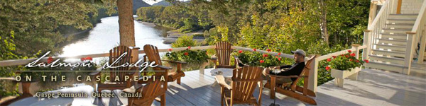 The Salmon Lodge
