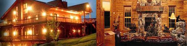 Heartland Lodge collage