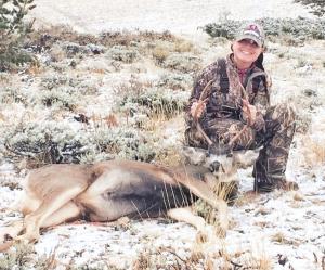 Jennifers Deer
