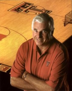 Bob Knight on court