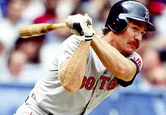Wade Boggs batting