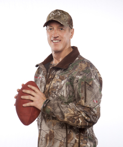 Jim Kelly football