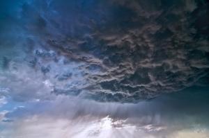 Hail Storm Photo